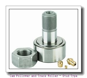 INA PWKRE62-2RS  Cam Follower and Track Roller - Stud Type
