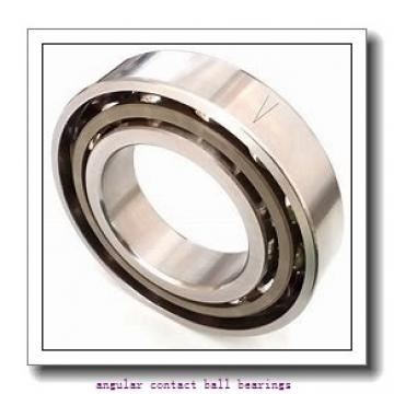 3.937 Inch | 100 Millimeter x 8.465 Inch | 215 Millimeter x 1.85 Inch | 47 Millimeter  CONSOLIDATED BEARING QJ-320 C/4  Angular Contact Ball Bearings