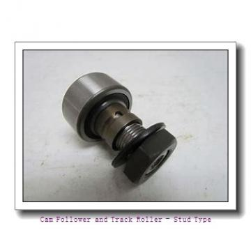 SMITH CR-1-5/8-X-SS  Cam Follower and Track Roller - Stud Type