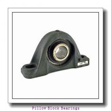 2.438 Inch | 61.925 Millimeter x 3.37 Inch | 85.598 Millimeter x 2.75 Inch | 69.85 Millimeter  QM INDUSTRIES QMPR13J207SO  Pillow Block Bearings